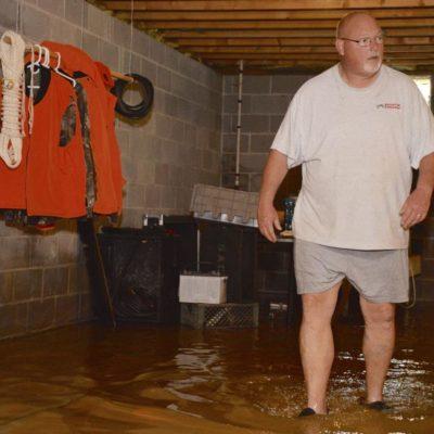 Torrential Rainwater Removal